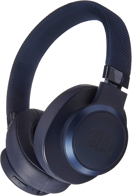 JBL LIVE 500BT Tanzania - Around-Ear Wireless Headphone - Blue