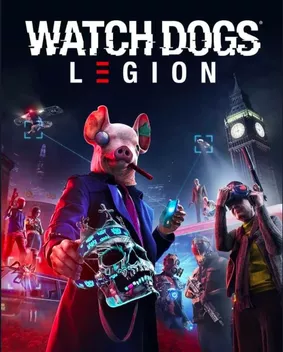 Watch Dogs: Legion Tanzania - PlayStation 4 (PS4)