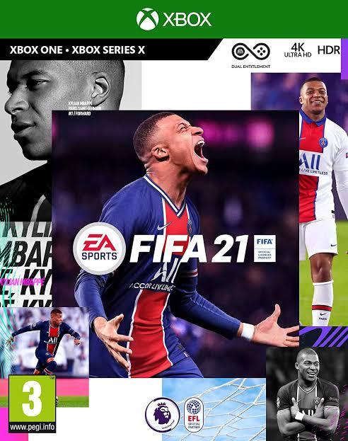 FIFA 21 - Xbox One Tanzania