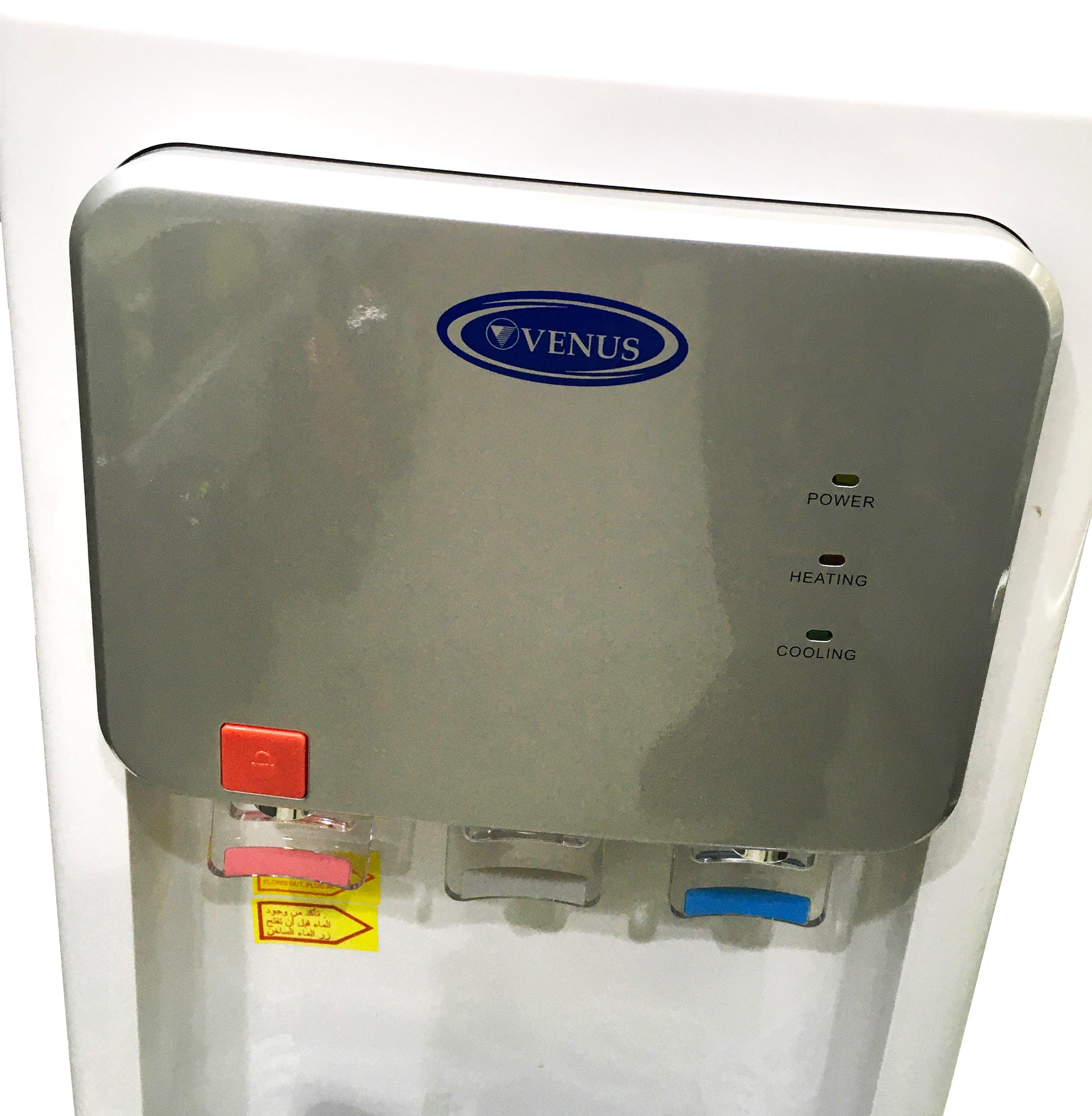 VENUS Water Dispenser Tanzania (White, VWD3FC)